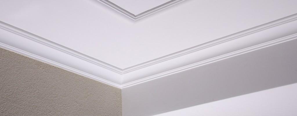 Lijsten en ornamenten - plafondafwerking