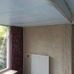 Voor strijken stucen muur en plafond - gemeente dronten