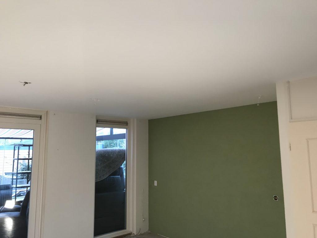 spachtelputz en gladpleisterplafond