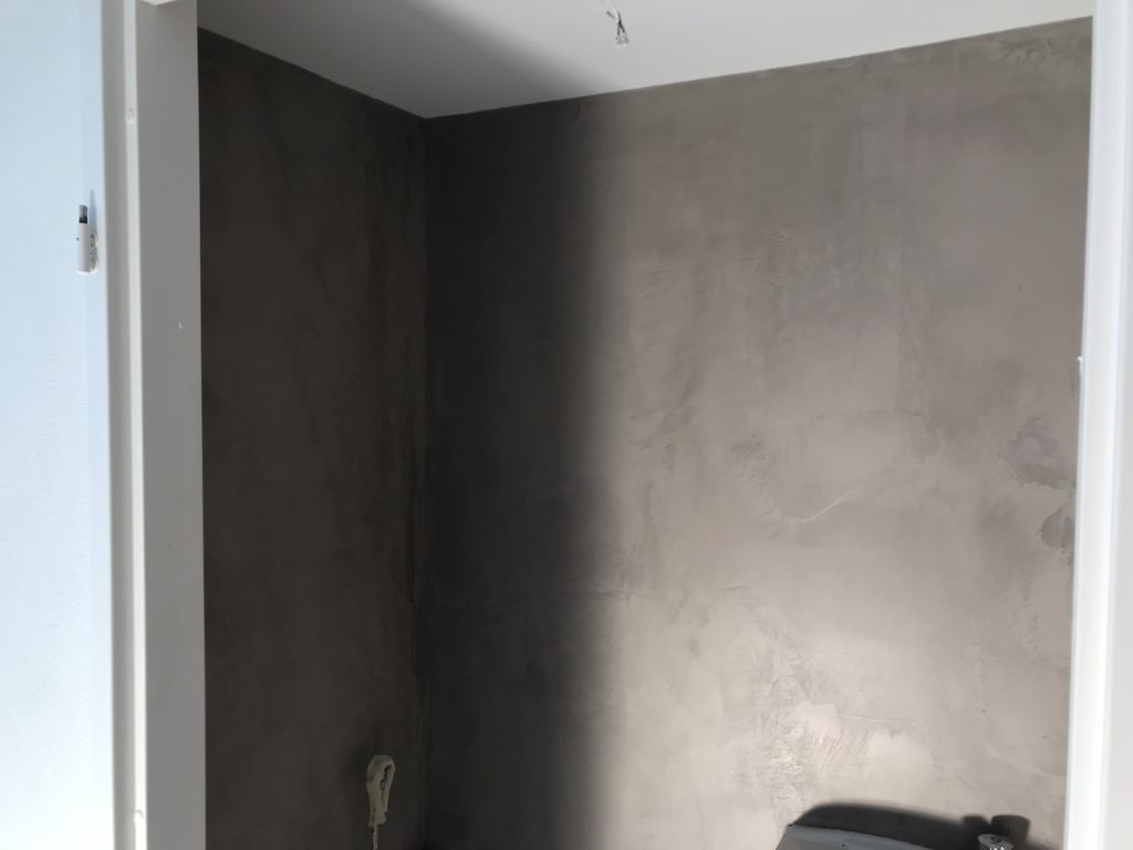 Base Beton Canvas, beton look