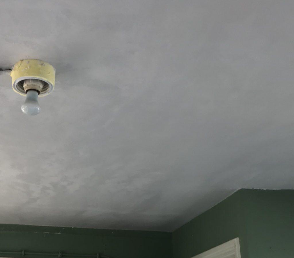 gladpleisterplafond
